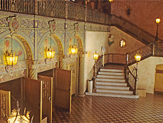 capitol theatre sydney old foyer after restoration 1995