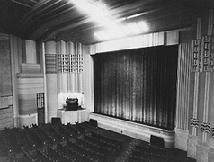 capitol theatrer Sydney as Markets before conversion to theatre