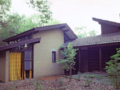 house at Burns Road Wahroonga 1968 - Ross Thorne