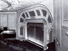 state theatre stalls and dress circle